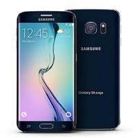 Refurbished Samsung Galaxy S6 Edge S6 64- bit Octa Core 4G LT...