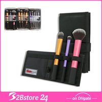 3Pcs Set Real Techniques Travel Makeup Brushes Essentials Ki...