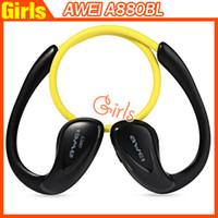 Athlete Bluetooth Headphone 100% Original Awei A880BL Wirele...