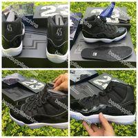 2016 Retro 11 XI Basketball Shoes Retro 11s New Space Jam 45...