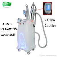 RF Roller velashape slimming Touch screen vacuum cryo handle...