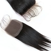 Greatremy® Brazilian Virgin Unprocessed Human Hair Lace Clos...