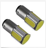 100PCS 1157 BAY15D 4 COB LED Brake Turn Signal Rear Light Ca...