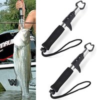 Outdoor Portable Stainless Steel Fish Lip Grip Grabber Fish ...