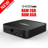 T95M Smart TV Boxes Amlogic S905X Quad- Core 2GB+ 8GB Android ...