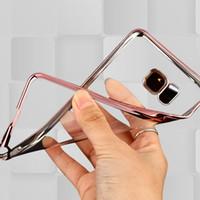 Электрический Покрытие Samsung S6 Край Plus Note5 Case J5 J7 Примечание 5 S7 Симпатичный смартфон случая задней стороны обложки сотового телефона чехол для Samsung