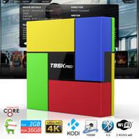 T95K PRO Arabic IPTV Amlogic S912 Android TV box Octa Core 2...