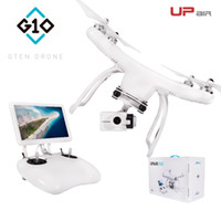 2017 original Air UPair Chase 5.8G FPV 12MP 2K 4K 24FPS caméra HD avec 2 axes Gimbal RC Quadcopter caméra drones