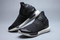 Cheap Discount Y3 Mens Womens Classic Sneaker Y- 3 QASA High ...