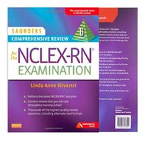 Saunders Comprehensive Review for the NCLEX- RN Examination b...