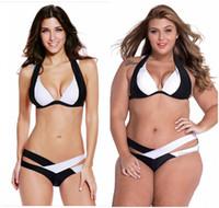 2016 Sexy Women Triangle Push Up Bikini Set Criss- cross Twis...