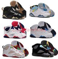 2015 Top Quality Retro 7 VII Men Women Basketball Shoes 7S S...