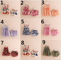 9 Style Sweet Girls Outfits Kids Clothes 2016 Korean Childre...