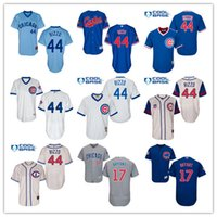 2016 Baseball Jerseys Throwback Anthony #44 Rizzo Authentic ...