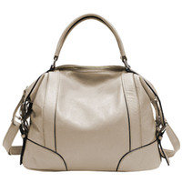 White Leather Designer Hobo Bag UK | Free UK Delivery on White ...
