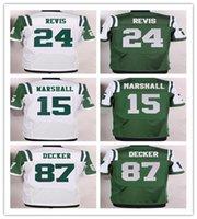 2016 New York football jersey Jets Soccer rugby jerseys #87 ...