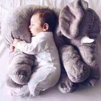 53cm big elephant Pillow Stuffed Animals toy plush toy soft ...