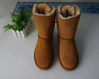 2016 Christmas gift Womens boots BAILEY BOW Boots winter Sno...