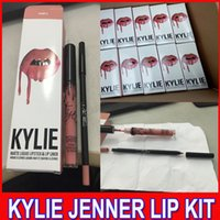 KYLIE JENNER LIP KIT Kylie with Lip liner pencil Velvetine L...