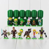 The Legend of Zelda 12PCS SET Genuine Japan Anime High- quali...