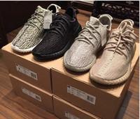 Free shipping 2016 Kanye 350 West 350 Boost Men & Women Runn...