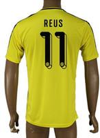 Thai Quality 16- 17 new season 11#REUS Football Jerseys Tops,...