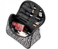 New Fashion PVC Portable Waterproof Women Makeup Bag Make Up...