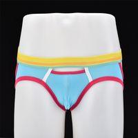 Wholesale- 2016 gay underwear men underwear short pants strin...