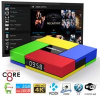 S912 octa core T95K pro Android TV Box KODI fully loaded 100...