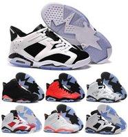 wholesale 2016 retro VI basketball shoes athletic men sport ...