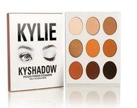 Kylie Jenner bronze KYSHADOW Kylie Cosmetics Bronze Eyeshado...