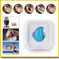 Hot Mini Bluetooth 4. 0 S530 Earphone Stereo in ear Light Wir...