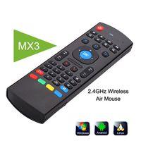 U1 Wirless Mini Keyboard Air Mouse Remote Control 2. 4G Sensi...