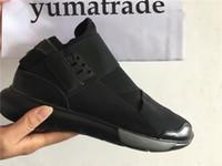 NEW Upgraded Y~3 Mens Womens Classic Sneaker Y~3 QASA High G...