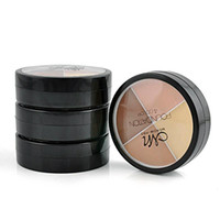 4 Color Concealer Professional Waterproof Long Lasting Conce...