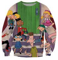 Wholesale- women men sweatshirts Arnold Friends Crewneck Swea...