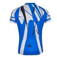 new kind cheji men' s cycling Jersey sets with short sle...