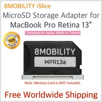 8Mobility Islice Aluminum Memory card Reader Adapter For Mac...