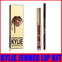 Kylie Jenner Lip Kit liner Lord Metal LEO Gold lipstick THE ...