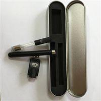 Ecigarette Vaporizador CE3 batería BUD Touch Metal Kits 510 Hilo O Vape Aceite CBD Pluma CE3 Atomizador