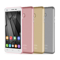 OUKITEL U7 Плюс смартфон MT6737 Quad Core 4G Fingerprint 2G RAM 16G ROM Двойная камера Android 6.0 открыл мобильный телефон