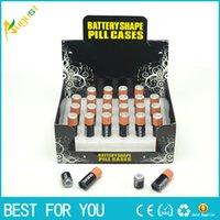 Hot sale stealth Stash Diversion Safe AA Battery Pill Box Hi...