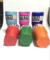 7 Colors YETI Tumbler Rambler Cups Yeti Coolers Cup PINK col...