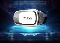 Hot Sale vr box 2 virtual reality headset 3d glasses with re...