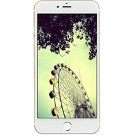 Сканер отпечатков пальцев Android 6.0 Goophone i7 1: 1 Клон 4G LTE Quad Core MTK6735 1GB 8GB 4,7-дюймовый IPS 1280 * 720 HD с сенсорным ID GPS WiFi смартфон