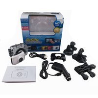 Mini DVR HD 720P Sport Camera Waterproof 2. 0 Inch Touch Pane...