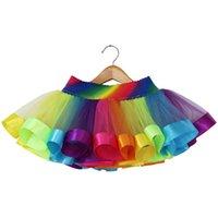 Handmade girls tutu skirt dress 2016 Hot lovely kids babys R...