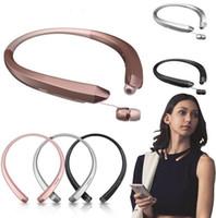 Estéreo de auriculares nuevos HBS910 HBS910 auricular inalámbrico Bluetooth 4.0 Deportes HBS-910 Auriculares con Paquete VS HBS800 HBS900 DHL 20pcs