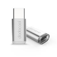 dodocool Mini USB-C a Micro USB Cell Phone Adapter Convert USB di tipo C a DA71 connettore micro-USB