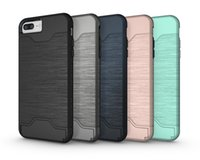 Hybrid Kickstand Cases For iPhone 7 Plus 6 6S iPhone7 Note7 ...